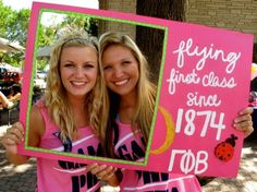 Photo frame for parties, RA events, and programs? I'm surprised SAB hasn't done this