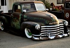 Hot Rods ~ Rat Rods ~ Custom Cars & Trucks