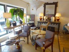 Chair #roomdesign with #animal #figurine at #NewYork #mecox #interiordesign #mecoxgardens #furniture #shopping #design #decor #home #designidea #room #vintage #antiques #garden #nyc
