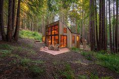 "Gefällt 5,932 Mal, 62 Kommentare - 🌲Custom Timber Homes🌲 (@customtimberhomes) auf Instagram: ""A mix of rustic and modern. Follow @customtimberhomes . . #modernliving #moderncabin #cabinlife…"""