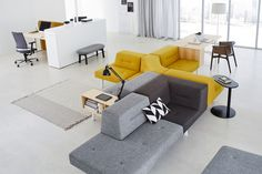 Break-out furniture | Break-out-Privacy areas | Ophelis docks | ... Check it out on Architonic