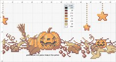 nice autumnal border - site has lots of free patterns