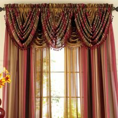 I Love these Curtains! JC Penneys!