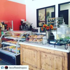 Love love love this place!! #Coffee to die for #Quiches #muffins #croissants #sandwiches & more!