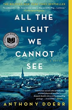 All the Light We Cannot See: A Novel by Anthony Doerr http://www.amazon.com/dp/1476746591/ref=cm_sw_r_pi_dp_phjFub0GRC0CW
