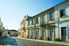 Garibaldi, RS, Brasil - centro histórico