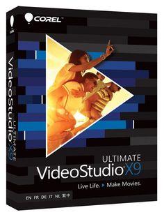Amazon Deal - Save 70% On Corel VideoStudio Ultimate X9