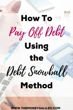 Debt Snowball Spreadsheet, Debt Snowball Calculator, Debt Snowball Worksheet, Debt Repayment, Debt Payoff, Paying Off Credit Cards, Get Out Of Debt, Payday Loans, Car Loans