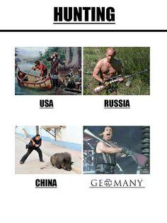 Jagen in Deutschland!!