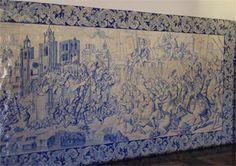 A 24 de Outubro de 1147 dá-se a tomada definitiva de Lisboa aos mouros por. D. Afonso Henriques (1109-1185), auxiliado por Templários e Cruzados normandos,