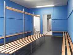 GOVAN HIGH SCHOOL, GLASGOW. TOILET/ SHOWER CUBICLES AND BESPOKE SEATING
