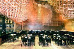 Innuendo restaurant by Bluarch : Port Washington, NY