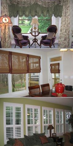 Lisa Cammarota is one of the window treatment consultants who will listen to her client's needs. She provides home window treatments specializing in draperies, blinds, shades, and shutters. Click to read more about this DC based window treatment professional.