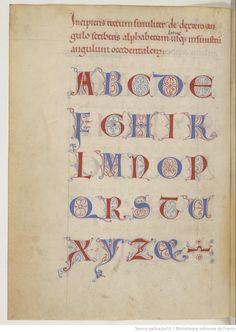 Harold Von AuerbachS Illuminated Letter Handout  Illumination