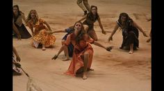 When the Dust Settles | Zydeco Color Guard 2014