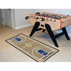 Indiana Pacers NBA 2x4 Court Runner (24x44)