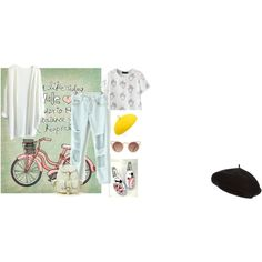 Ready for cycling by letsplaydiy on Polyvore featuring HVBAO, Harrods and Mademoiselle Slassi Harrods, Cycling, Fashion Inspiration, Holidays, Polyvore, Biking, Holidays Events, Bicycling, Holiday