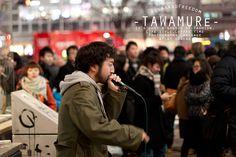 戯 -TAWAMURe-: SNAP#48 ryotrack HUMAN BEAT BOXER