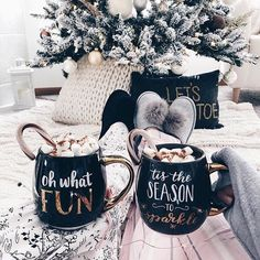 Image about winter in most wonderful time of the year⛄❄🎄 by Eva Christmas Mood, Noel Christmas, Little Christmas, All Things Christmas, Halloween Christmas, Christmas Print, Christmas Kitchen, Christmas Quotes, Christmas Aesthetic