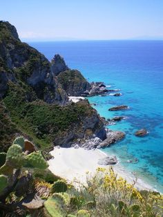 beaches in italy pink beach | Italy: Calabria, its beaches and its seas | International Horizons ...