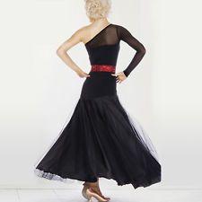 Ballroom Dance Dress Modern Standard Waltz Competition Dance Skirt Y029