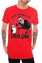 Adventure Time Dark One T-Shirt Sku 166409