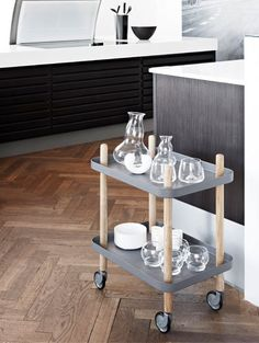 by design - Normann Copenhagen - NM block table dark grey Decor, Furniture, Block Table, Interior, Side Table, Normann Copenhagen Block Table, Table, Home Decor, Living Furniture