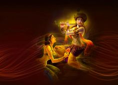Latest Lord Krishna Full 1080p Size HD Wallpapers