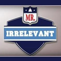 mr irrelevant   Mr. Irrelevant 2010 is Tim Toone   Daily Postal