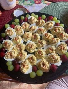 Mmmmmm, a healthy appetizer and snack recipe ready for the masses !! This classic recipe for Deviled Eggs is perfect for the holidays, Ea... Egg Recipes, Snack Recipes, Cooking Recipes, Appetizer Recipes, Appetizer Dips, Chicken Recipes, Dinner Recipes, Egg Ingredients