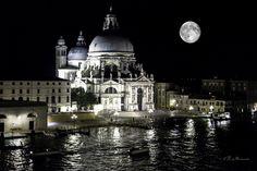 Basilica Santa Maria della Salute by Riccardo Martinelli on 500px