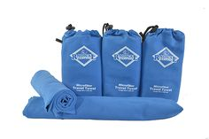 We are giving away 20 microfiber Travel Towels to 20 lucky subscribers. Subscribe now to enter: