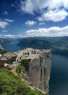Preacher´s Rock, Norway