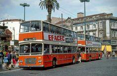 Nostalgia, Public Transport, Lisbon, Transportation, Urban, Buses, World, City, Classic Cars