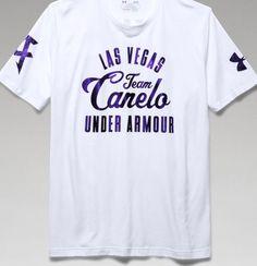 under armour t shirt canelo - Google 検索