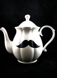 Gentlemens Teapot