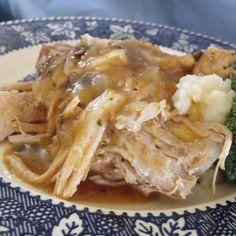 Easy Crock Pot Pork Tenderloin Roast Recipe