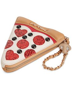 Betsey Johnson Pizza Wristlet - Betsey Johnson - Handbags & Accessories - Macy's