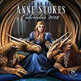 a anne stokes 2018 calendar official fantasy artist dragon owl wolf angel fairy Anne Stokes, Magical Creatures, Fantasy Creatures, Fantasy Anime, Dark Fantasy, Dragons, Dragon Girl, Dragon Artwork, Dragon Drawings