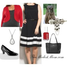 Christmas Concert Fashion Outfit @The Modest Mom