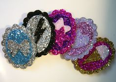 Items similar to SUPER SALE Sparkle Team Glitter Badge Brooch Hair Clip Accessory by Cutie Dynamite Rockabilly Cute Pinup on Etsy Huge Sale, Diy Projects To Try, Hair Clips, Badge, Pin Up, Sparkle, Glitter, Trending Outfits, Unique Jewelry