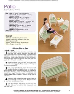 Fashion Doll Furniture Pg. 8