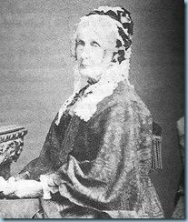 This is a picture of Caroline Austen- daughter of Jane's brother James