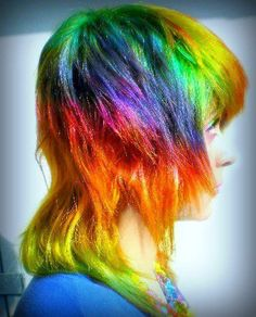 Find images and videos about girl, pretty and hair on We Heart It - the app to get lost in what you love. Pink Hair, Blue Hair, Bad Wigs, Pretty Hair Color, Hair Dye Colors, Coloured Hair, Favim, Rainbow Hair, Pretty Hairstyles
