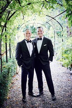 Ambassador Rufus Gifford and Dr. Stephen DeVincent's Wedding in Copenhagen