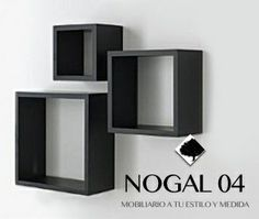 For the living room. Unique Wall Shelves, Wall Shelves Design, Floating Wall Shelves, Decor Crafts, Diy Home Decor, Wall Cubes, Interior Design Guide, New Bedroom Design, Indoor Outdoor Furniture
