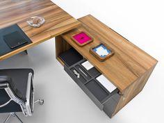 TIX Desk Large Office Furniture, Executive Office, Office Desk, Corner Desk, Solid Wood, Home Decor, Collection, Ideas, Architecture