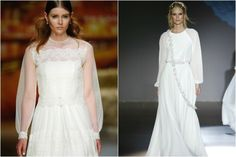 Elegir el vestido: tipos de mangas