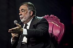 Francis Ford Coppola, Lifetime Achievement Award, Getting Fired, Social Marketing, Speakers, Filmmaking, Storytelling, Conference, Awards