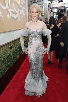 Nicole Kidman in Alexander McQueen http://lemondedeladyka.com/articles-blog/